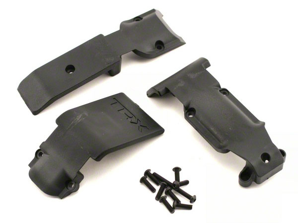 Traxxas Revo/ Slayer Skid Plate Set (Front, Rear & Center) 5337