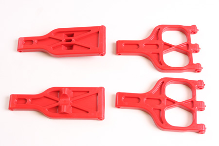 Tamiya Tgm02 B Parts (Red Sus. Arm)    Mar 53555