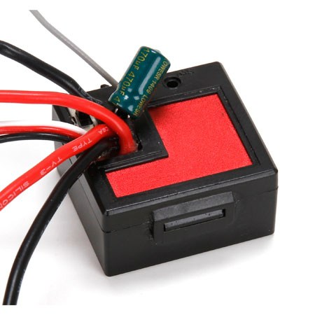 Image Of ECX Rock Crawling Mini ESC/RX 2.4ghz WP V2
