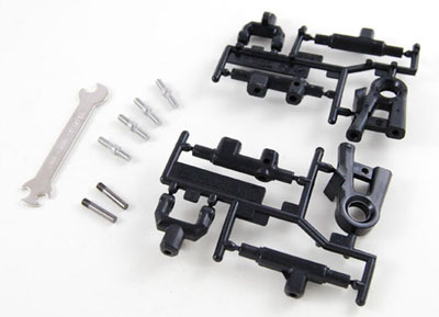 Tamiya Adjustable Upper Arm Set (TT01, TGS) 53674
