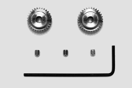 Tamiya 0.4 Pinion Gear 30T/31T 53690