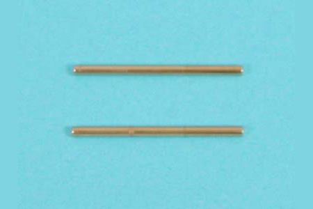 Tamiya 46Mm Titanium Sus Shafts 53851