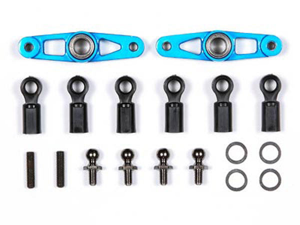 Tamiya TT-01E Aluminium Racing Steering Set 54058