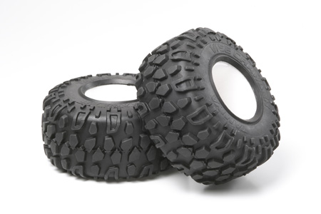 Tamiya Cr-01 Vise Crawler Tires (Cr-01) 54115
