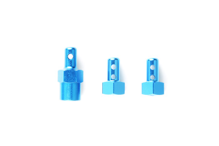 Tamiya F104 Aluminium Body Mount Set (F1) 54200
