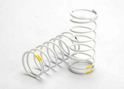 Traxxas Shock Spring Front 0.7 Yellow (Pr) 5427