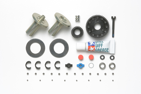 Tamiya Ta06 Rear Ball Diff Set (52T) 54306