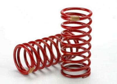 Traxxas Shock Spring (GTR) (2.6 Rate, Yellow) 5435