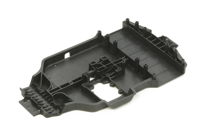 Tamiya Db02 Carbon Rein Lower Deck 54350