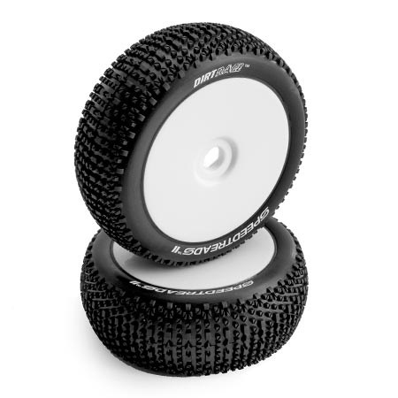Dynamite Speedtreads II 2028 1/8th Buggy Tyres (2) DYNW0004