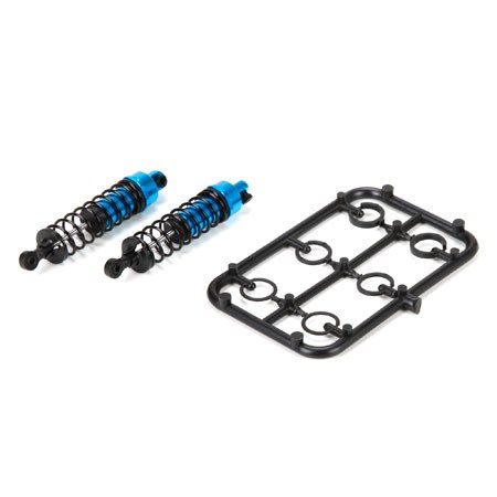 ECX FR/RR Complete Shocks (2):1:18 4WD All ECX313002