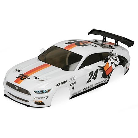 Vaterra 2015 K&N Ford Mustang Body Set Painted VTR230054