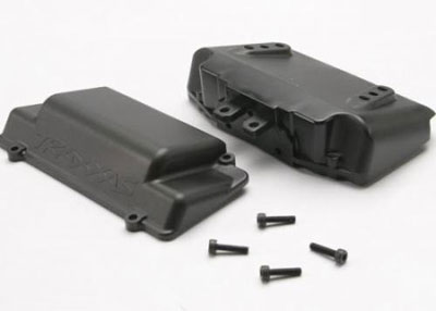 Traxxas Jato 3.3 Battery Box, Bumper (Rear) 5515X