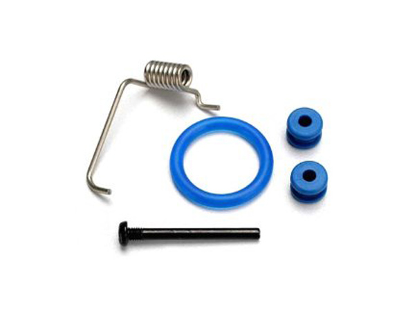 Traxxas Fuel Tank Rebuild Kit, O-Rings and Grommets (2) 5549