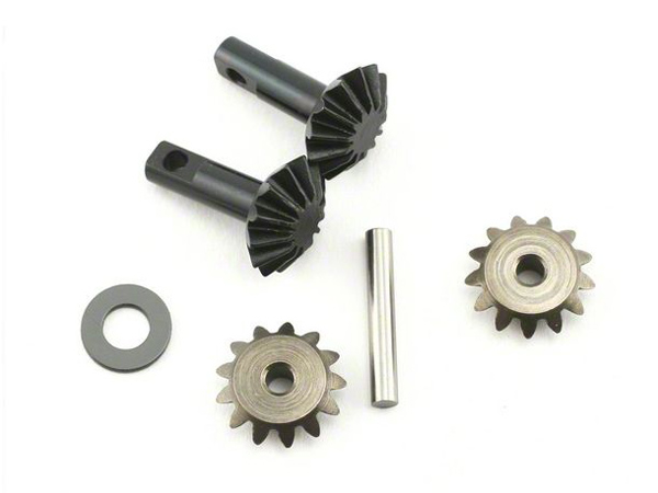 Traxxas Differential Gear Set, Out Put Gears and Spider Gears 5582