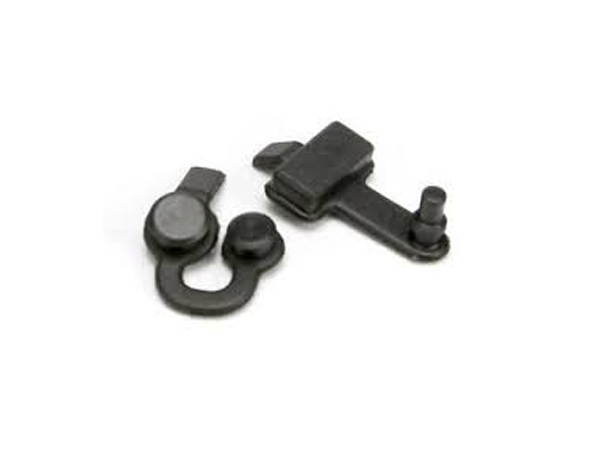 Traxxas Rubber Plugs, Charge Jack, Two Speed Adjustment 5583