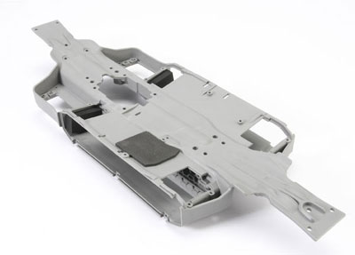 Traxxas Revo Chassis With Foam Pads 5622X