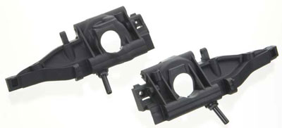 Traxxas Bulkhead Rear Left & Right Halves  5631