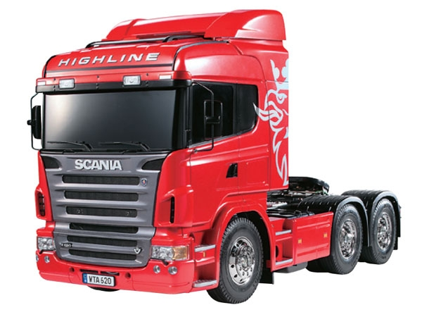 Image Of Tamiya Scania R620 Highline 6x4