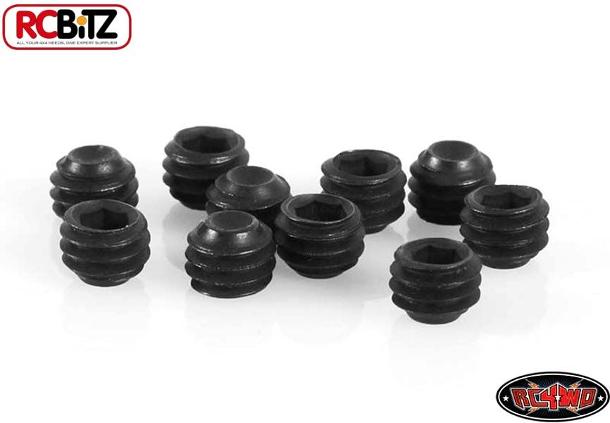 RC4WD ZS1104 M4 X 3mm Set Screw (10) 