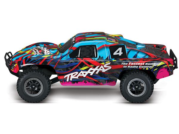 Traxxas Slash VXL iD RTR TSM (Hawaiian) TRX58076-4-HWN