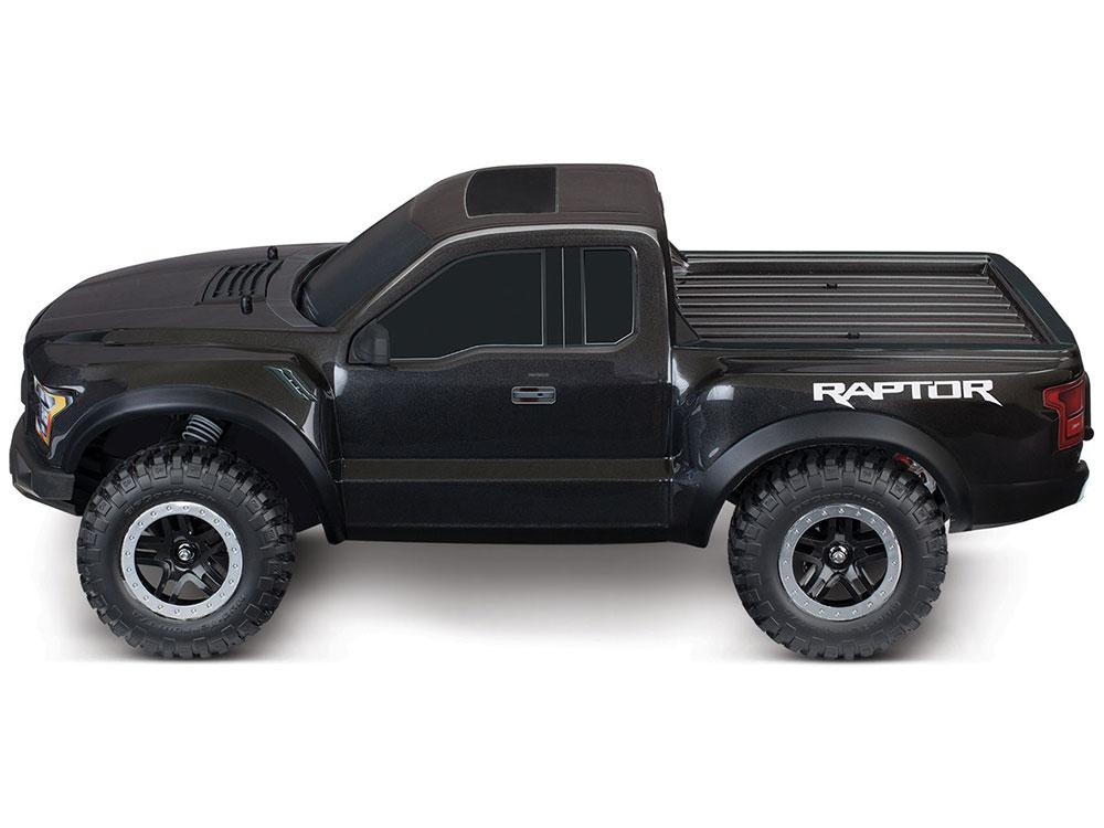 traxxas 2017 ford raptor f150 xl 5 2wd magnetic grey. Black Bedroom Furniture Sets. Home Design Ideas