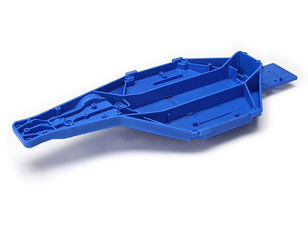 Traxxas Chassis, Low CG (Blue) 5832A
