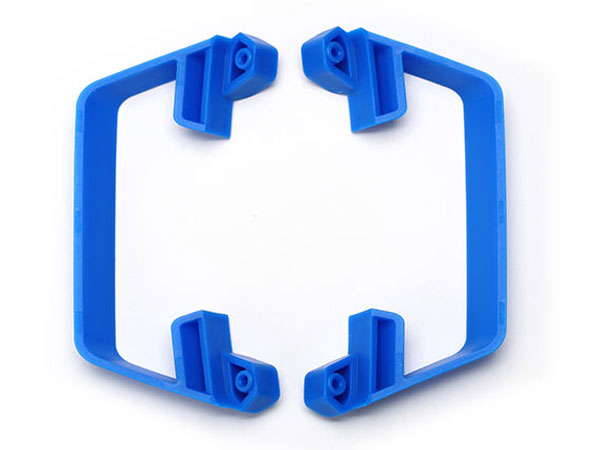 Traxxas Nerf Bars, Low CG (Blue) 5833A