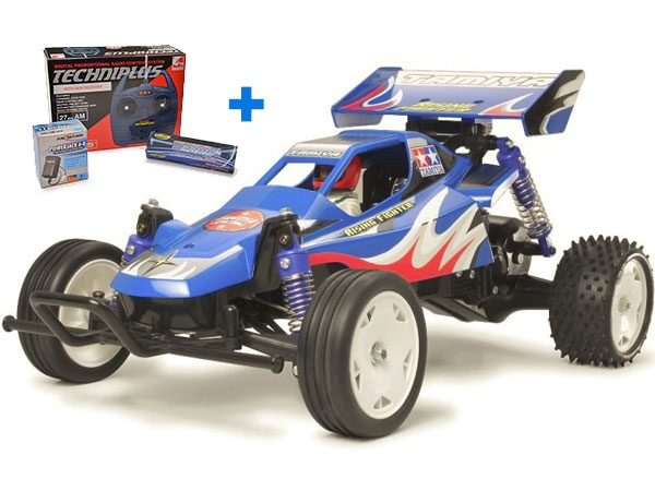 Image Of Tamiya Rising Fighter Special Bundle Package