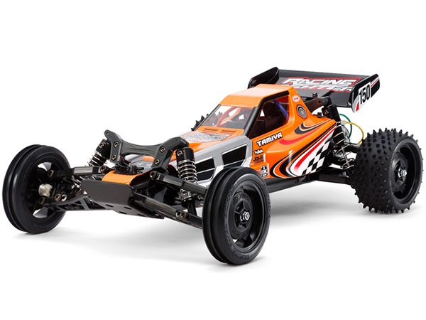 Image Of Tamiya Racing Fighter Buggy - DT-03