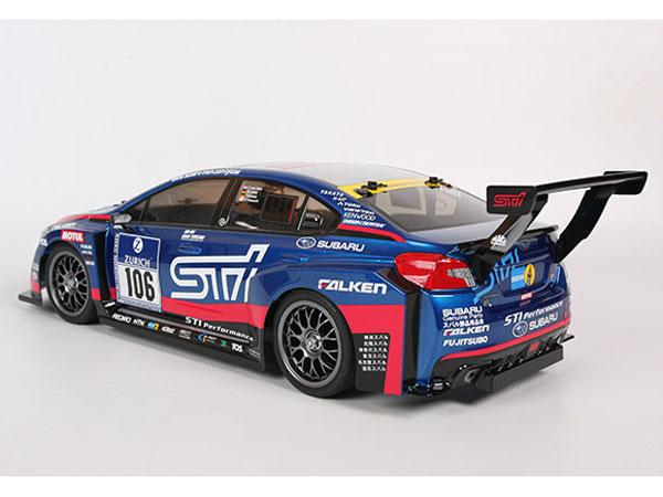 Tamiya Subaru WRX STI TT-02 24h Nurburgring 58645