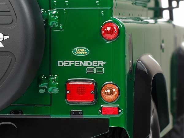 Tamiya Land Rover Defender 90 - CC01 58657