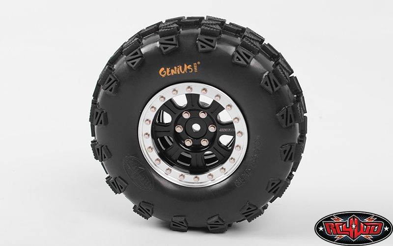RC4WD ZT0140 Genius Ignorante 1.9 Scale Tires Z-T0140