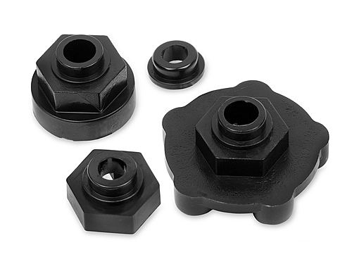 HPI Super Star Rear Adapter Set 6120
