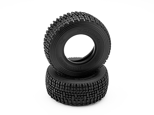 Hot Bodies HB Rodeoo Sc Tire (pink/short Course Track/2pcs) 61748