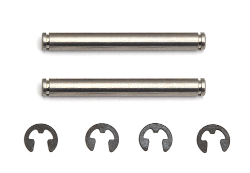 Associated RC10 Hinge Pins Fr Outer AS6227