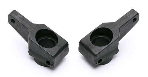 Associated Rear Hub Carriers 1.5 Degree Toe-In Per Side AS6366