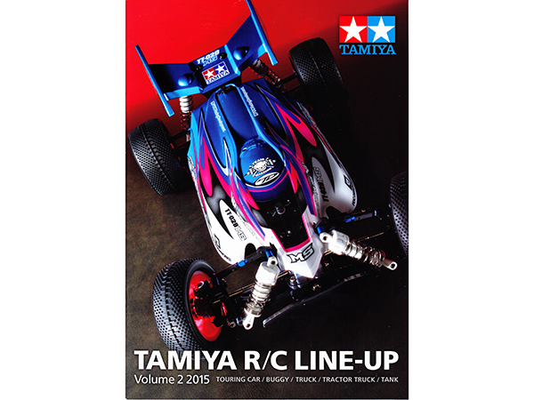 Tamiya R/C Line Up Vol2 2015 64398