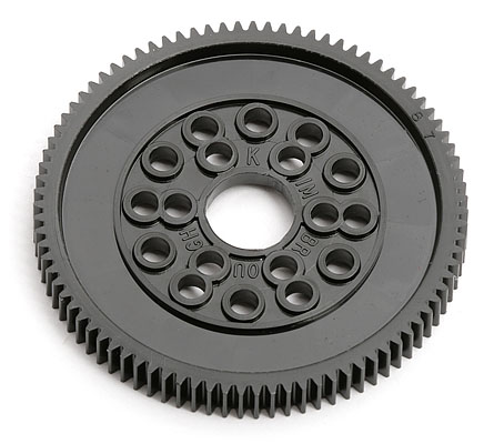 Image Of Associated 87 T 48 DP Spur Gear