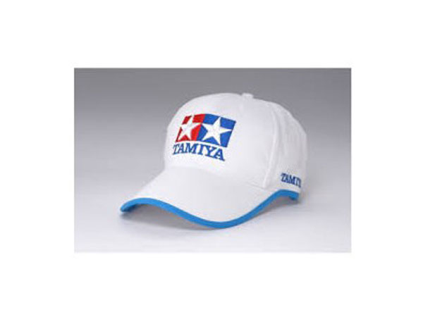 Tamiya Sports Cap II White 66974