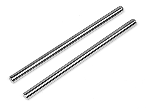 Hot Bodies Suspension Pin 4x71mm Silver (front/inner) 67415