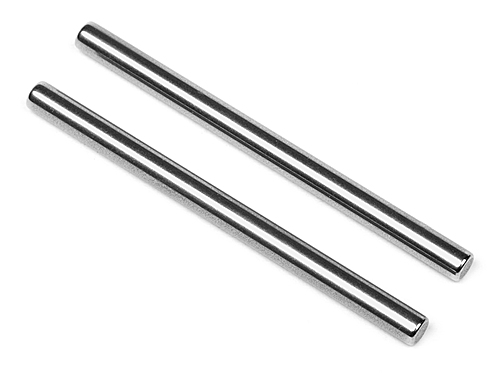Hot Bodies Suspension Pin Silver (front/outer) 67416