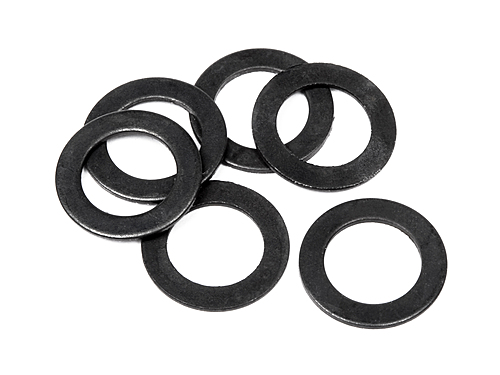 HPI Washer 5x8x0.5mm (6pcs) 67470