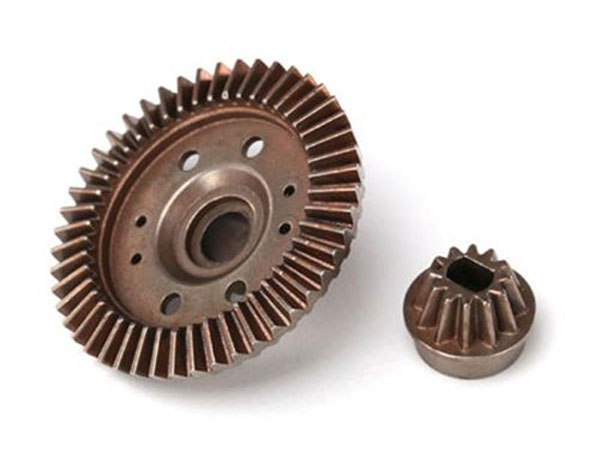 Traxxas Ring Gear, Differential, Pinion Gear, Differential (12/47 Ratio) (Rear) 6779