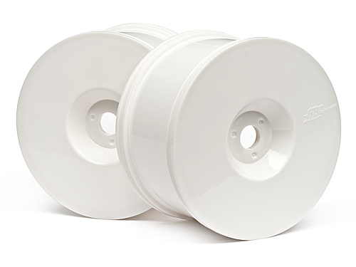 Image Of Hot Bodies HB T-dish Wheels (white/4pcs)