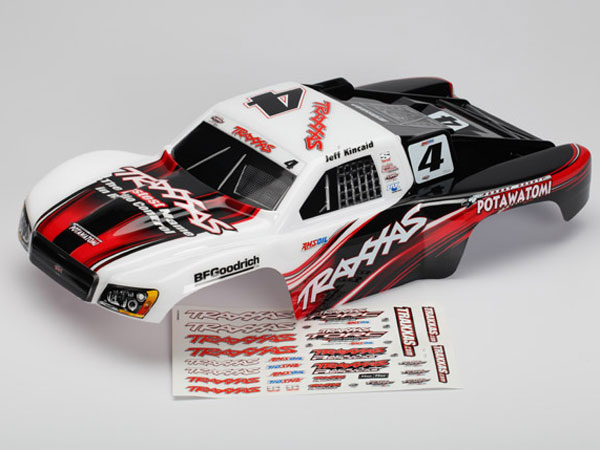 Traxxas Body, Slash 4X4, Jeff Kincaid 6820