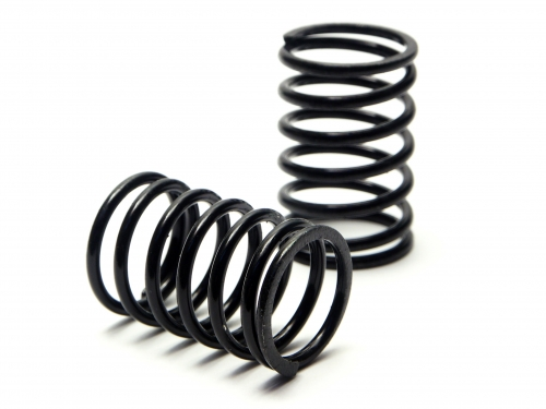 HPI Shock Spring 13x25x1.7mm 7 Coils(black/2pcs 6831