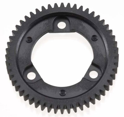 Traxxas Spur gear, 52-tooth 0.8 metric pitch compatible with 32-pitch  6843R