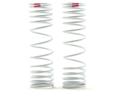 Traxxas Springs, Rear (Progressive, +10% Rate, Pink) (2) - Slash 4X4 6867