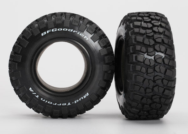 Traxxas BF Goodrich Short Course 2.2/3.0 Tyres with Foams 6871